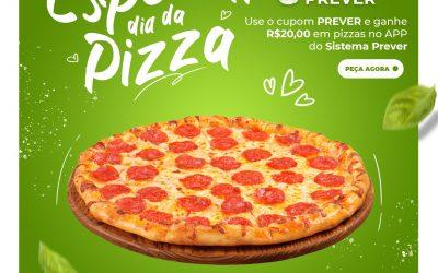 Especial dia da Pizza