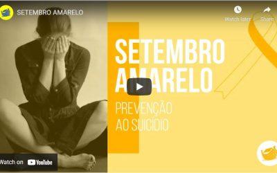 Setembro Amarelo alerta para doenças como ansiedade e depressão